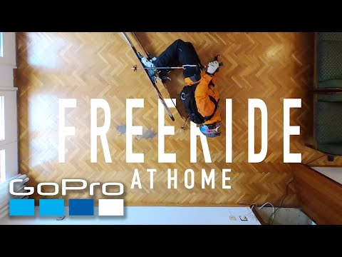 GoPro Awards: Freeride Skiing
