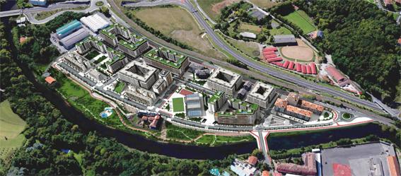 Publicadas las listas para adjudicar las viviendas en alquiler de Txomin Enea
