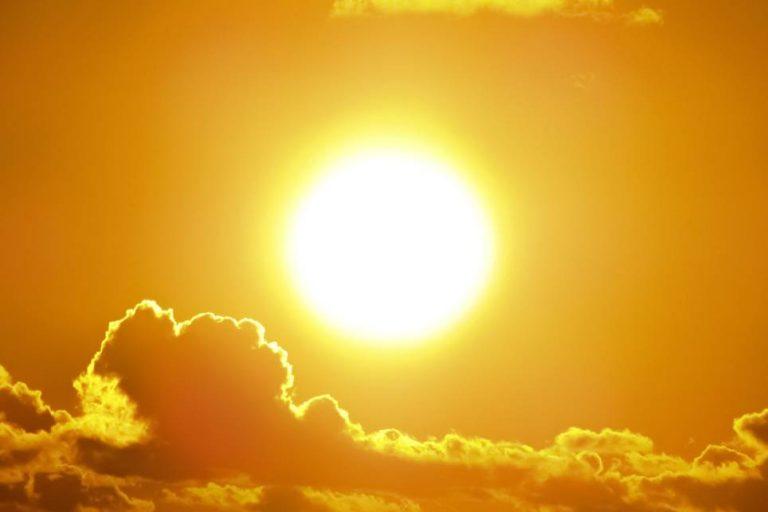 Aviso amarillo por altas temperaturas en la CAV