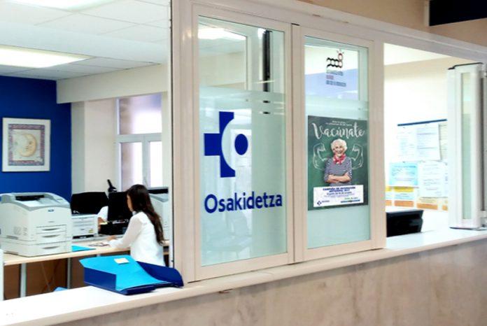 Infectados cien trabajadores de Osakidetza por utilizar mascarillas defectuosas