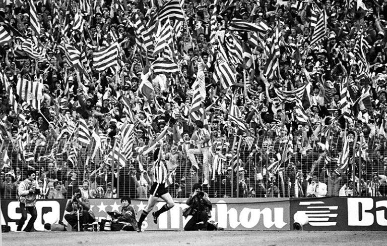 Hace 36 años el Athletic Club ganó la copa del Rey frente al FC Barcelona