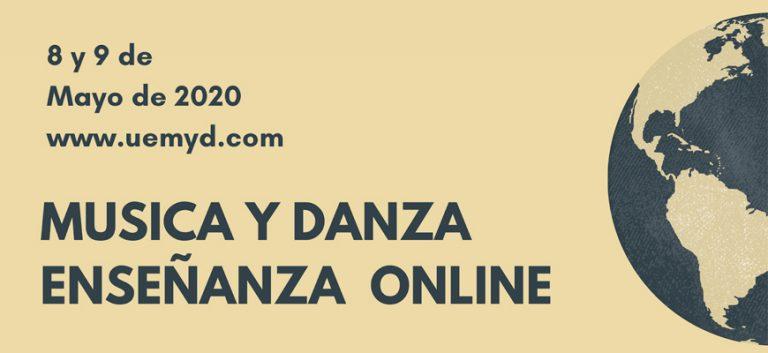 Donostiako Udalaren Musika eta Dantza Eskolak eta UEMyD elkarteak online prestakuntza-jardunaldiak antolatu dituzte