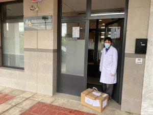 El Ayuntamiento de Amurrio agradece la solidaridad de las empresas por la donación de elementos de protección
