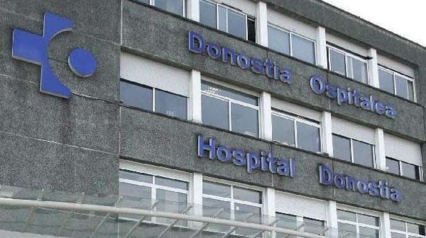 Arrestado un joven en Donostia por causar lesiones graves a otro hombre