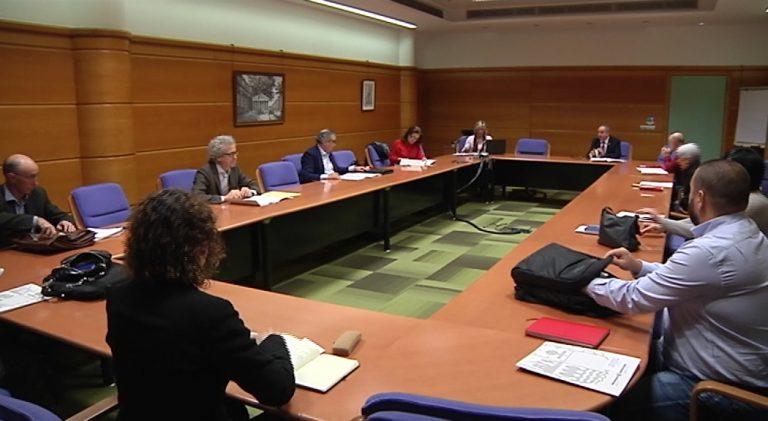 Reunión de coordinación de la Mesa de Diálogo Social de Euskadi ante la crisis del COVID 19