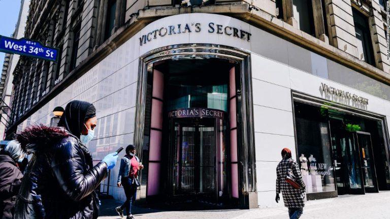 Victoria's Secret cerrará una cuarta parte de sus tiendas en EE.UU. y Canadá