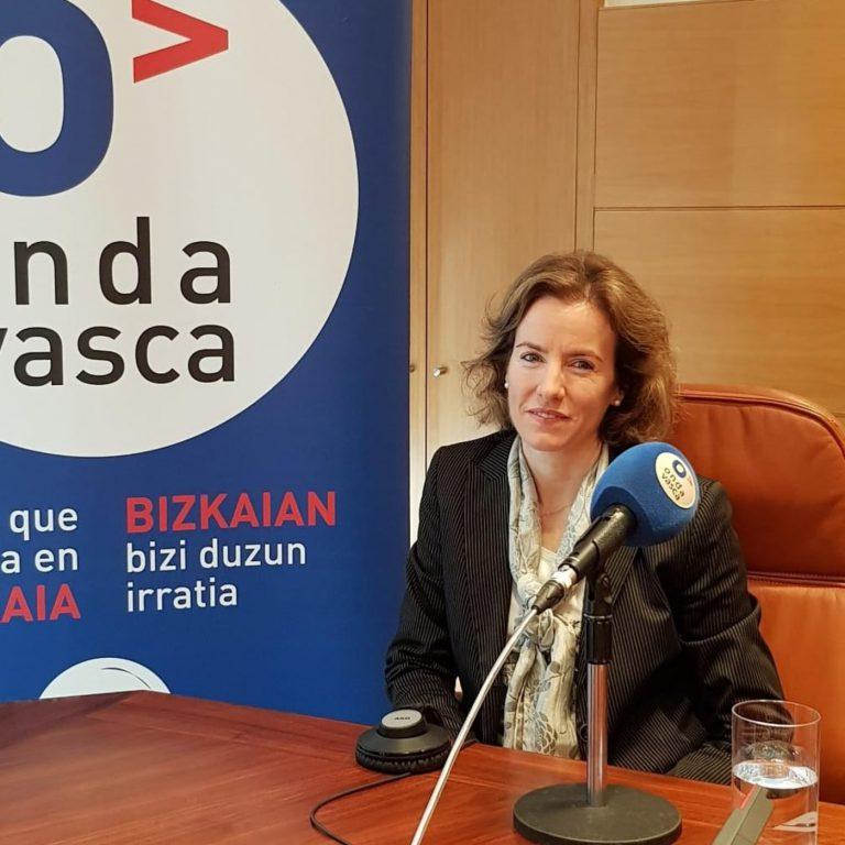 """Sonia Pérez Ezquerra: """"sektorea jarrera eredugarria agertzen ari da deskonfinamenduan protokoloak aplikatzeko garaian"""""""