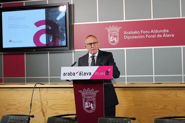 Arabako Foru Aldundiak COVID-19aren ondoren ekonomia suspertzeko egindako planak 29 milioi euro mugiaraziko ditu