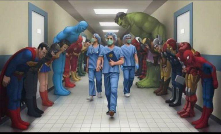 Los nuevos héroes