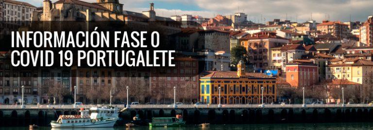 Noticia falsa sobre la calidad del agua de Portugalete