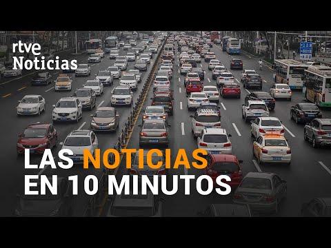 Las noticias del JUEVES 14 DE MAYO en 10 minutos