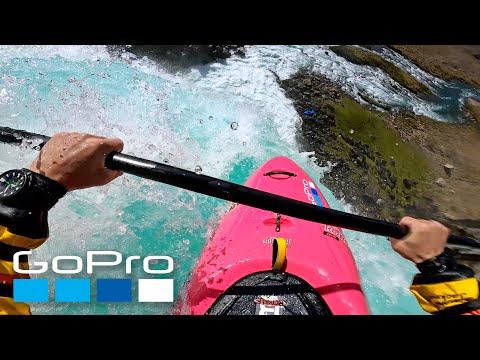 GoPro: Kayak extremo en chile con Dane Jackson, agárrate!