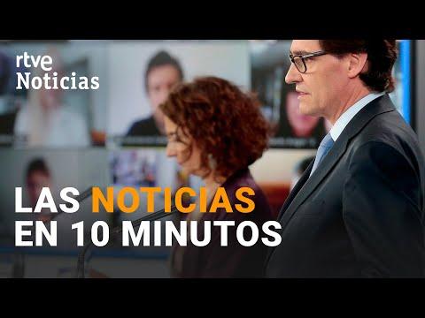 Las noticias del DOMINGO 17 DE MAYO en 10 minutos | RTVE Noticias