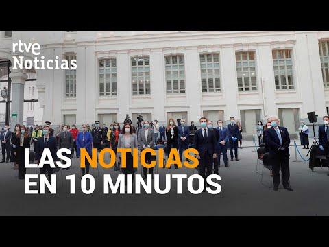 Las noticias del VIERNES 15 DE MAYO en 10 minutos   RTVE Noticias 24h