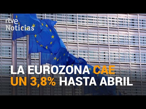 Coronavirus: La economía de la Unión Europea cae un 3,8%.