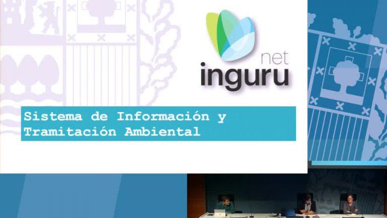 INGURUNET- Presentación nuevos procedimientos