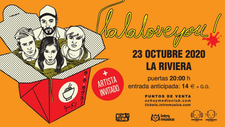 ¡La La Love You saltan a La Riviera!