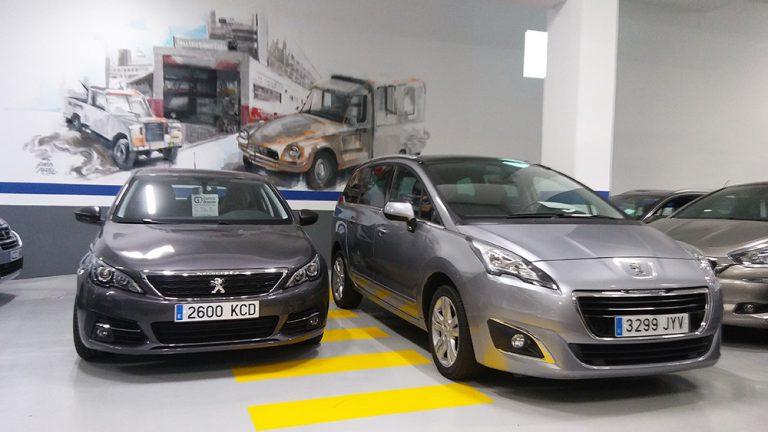 Gaztelu cumple 50 años dedicada al vehículo de ocasión